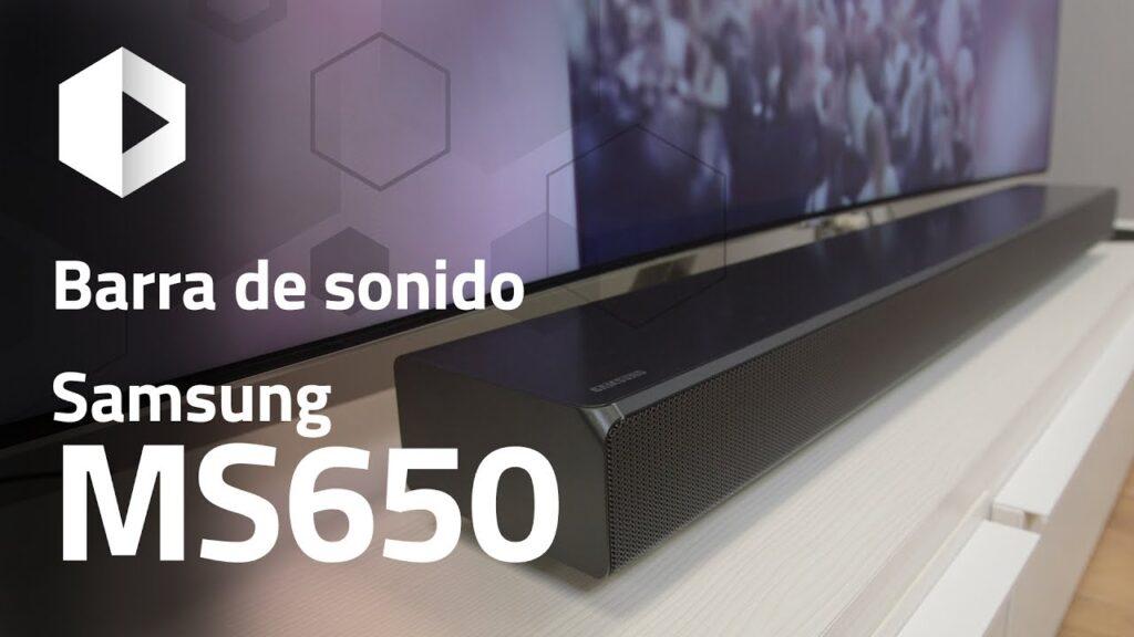 Samsung Sound HW-MS550