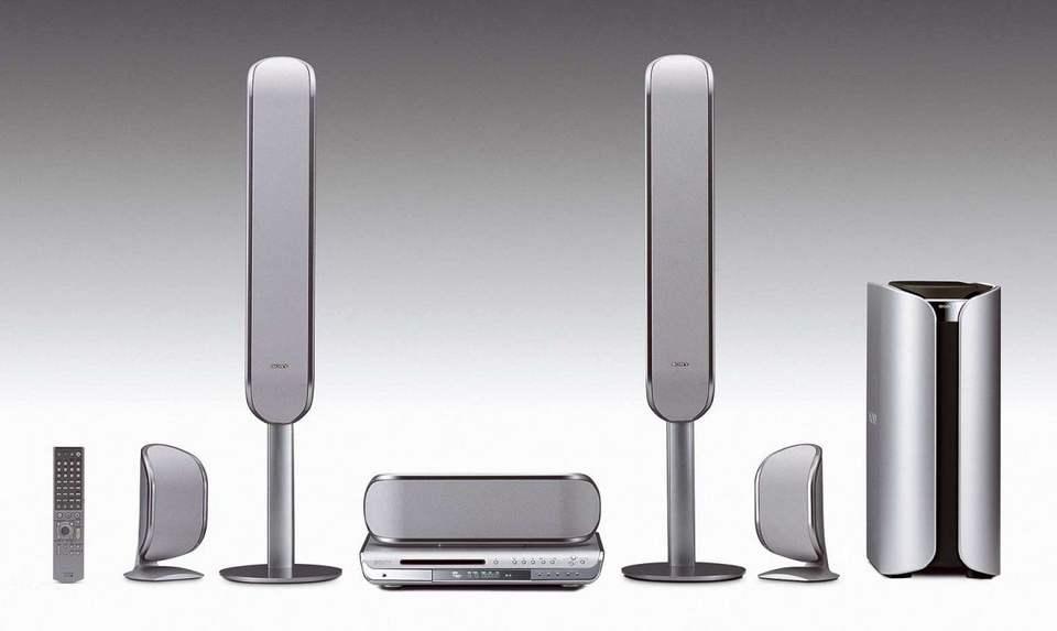 Sony DAV-SC 5