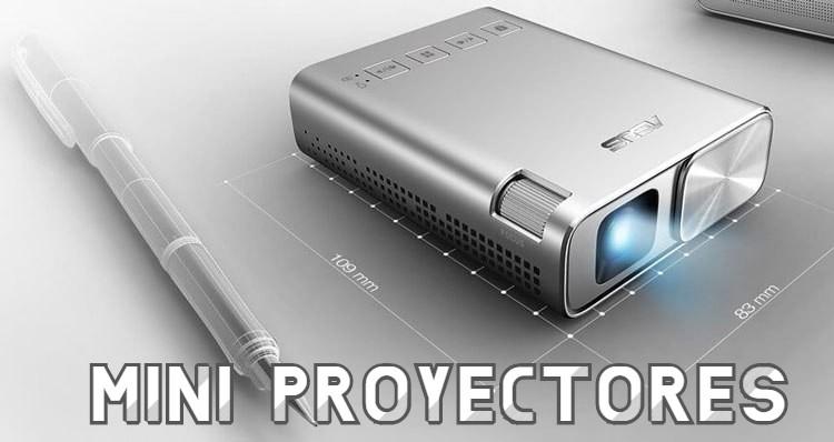 mini-proyectores