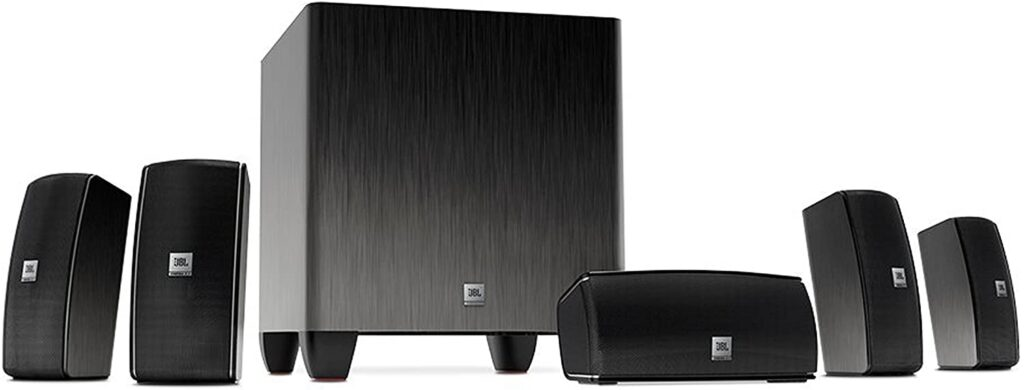 JBL Home Cinema 610 advanced