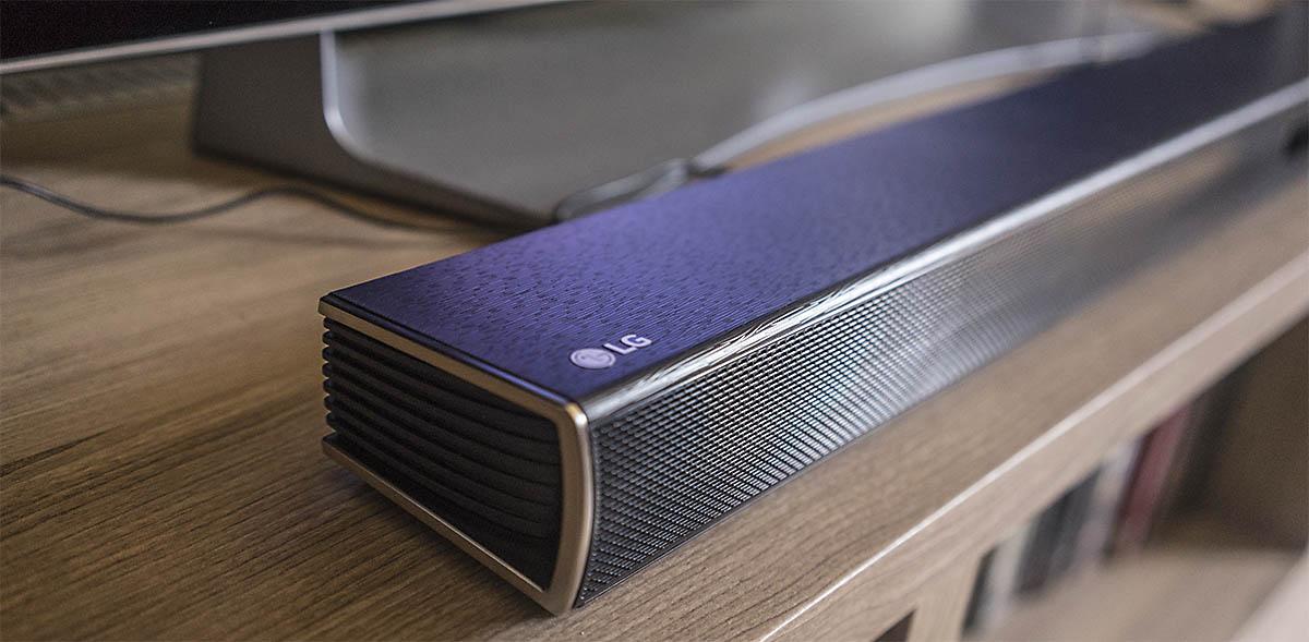 Barra de sonido LG SJ4R