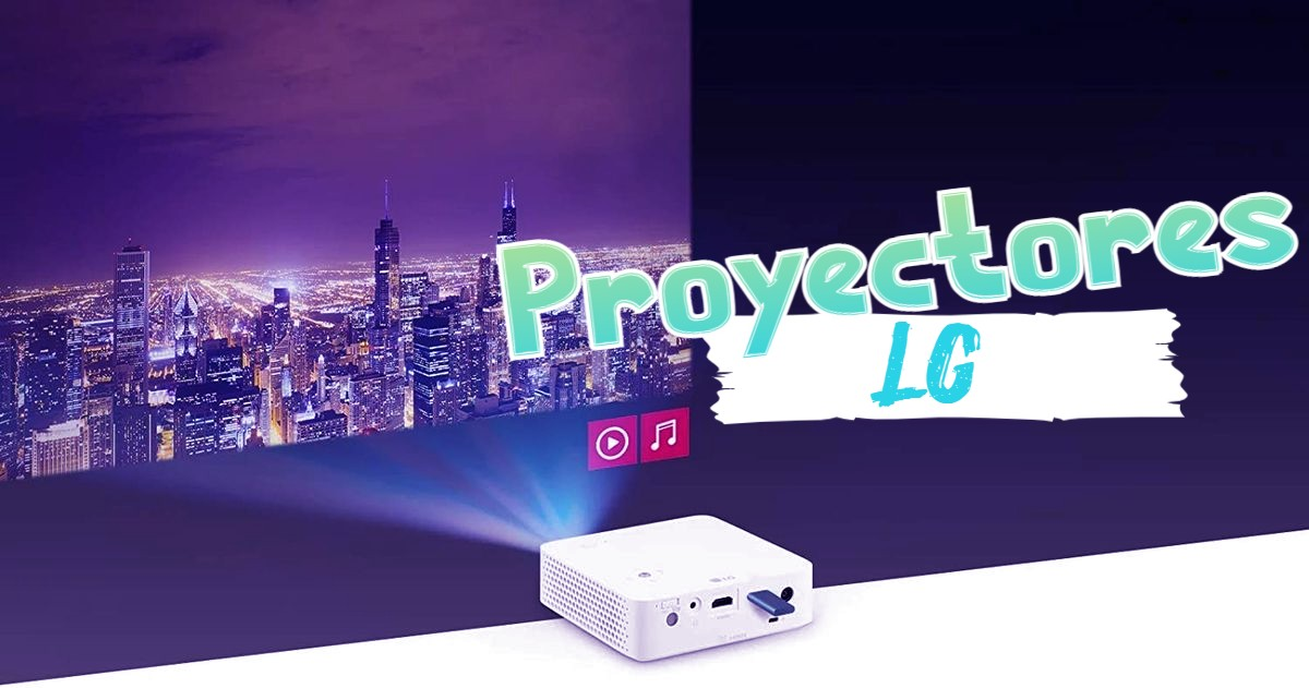 proyectores LG
