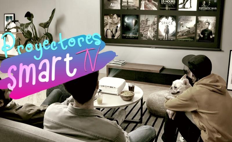 proyector SMART TV