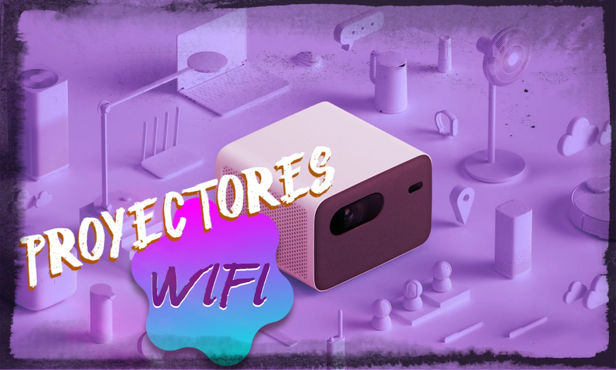 proyectores wifi